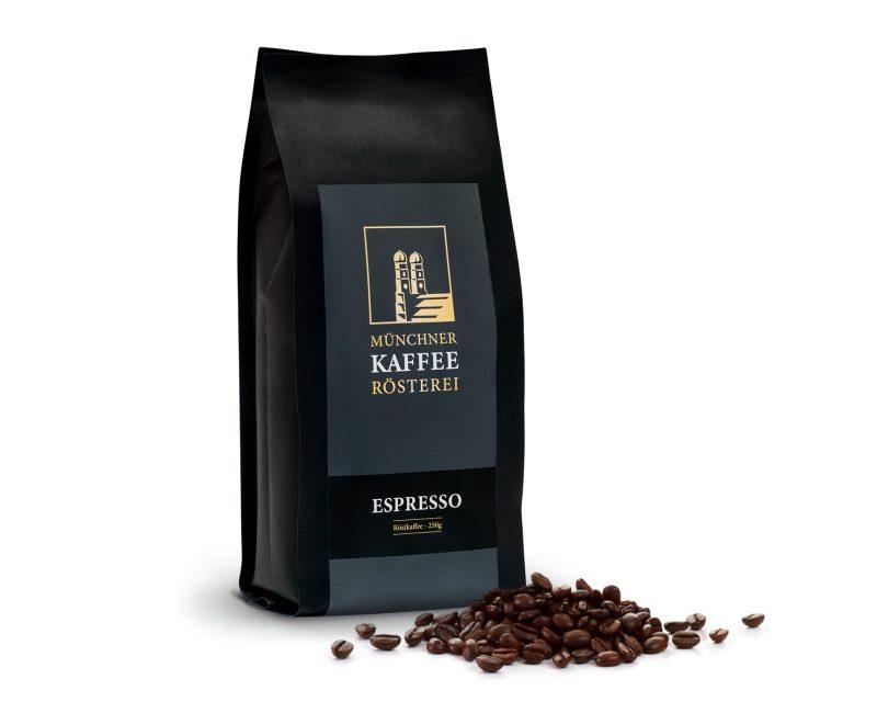 Espresso – ganze Bohnen