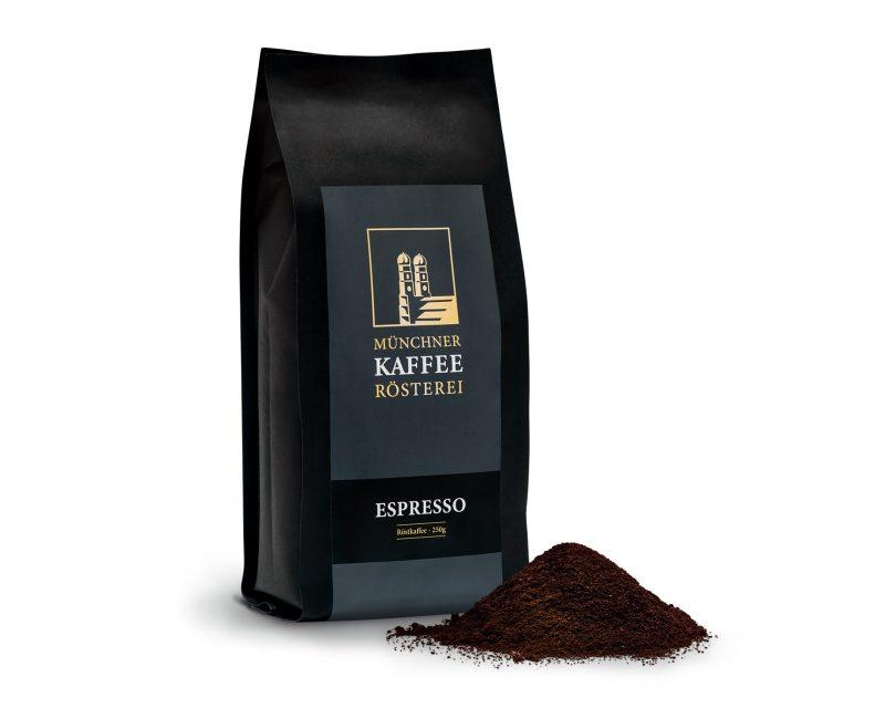 Espresso – gemahlen