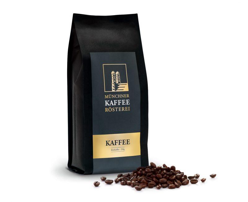 Kaffee – ganze Bohnen