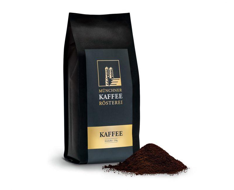 Kaffee – gemahlen